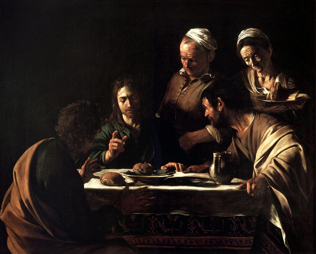 1024px-Supper_at_Emmaus-Caravaggio_(1606)
